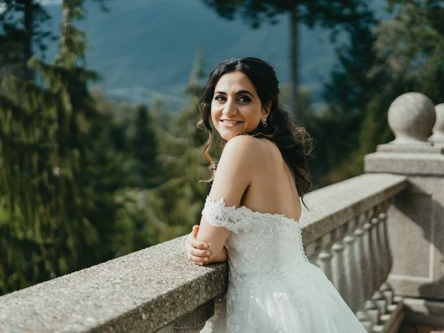 Kirk and Reema 's wedding in Pitt Meadows, British Columbia 4