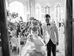 The wedding of Julia and Kevin 1