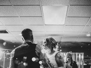 The wedding of Kristina and Gregg