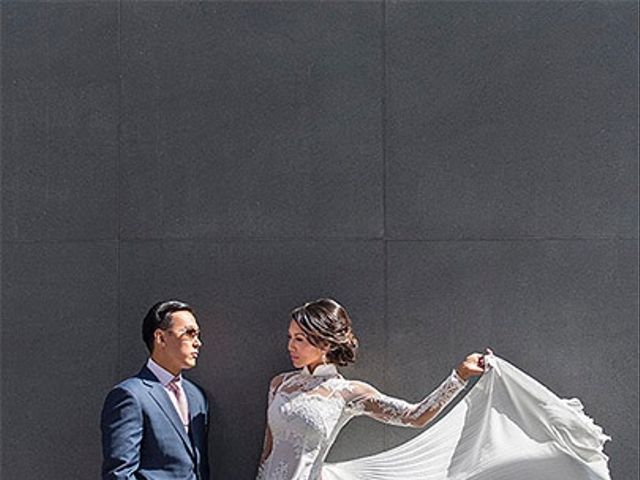 Kevin and Julia's wedding in Toronto, Ontario 6