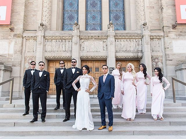 Kevin and Julia's wedding in Toronto, Ontario 12