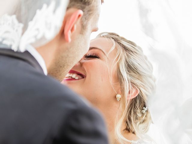 Calvin and Chrissy's wedding in Tillsonburg, Ontario 6