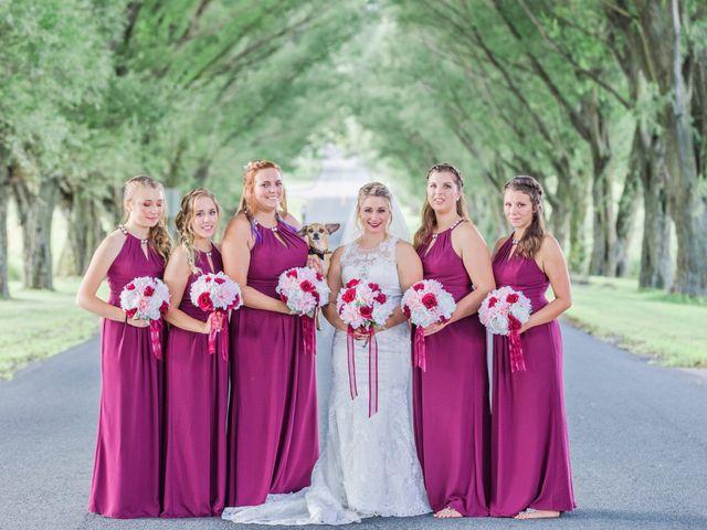 Calvin and Chrissy's wedding in Tillsonburg, Ontario 4