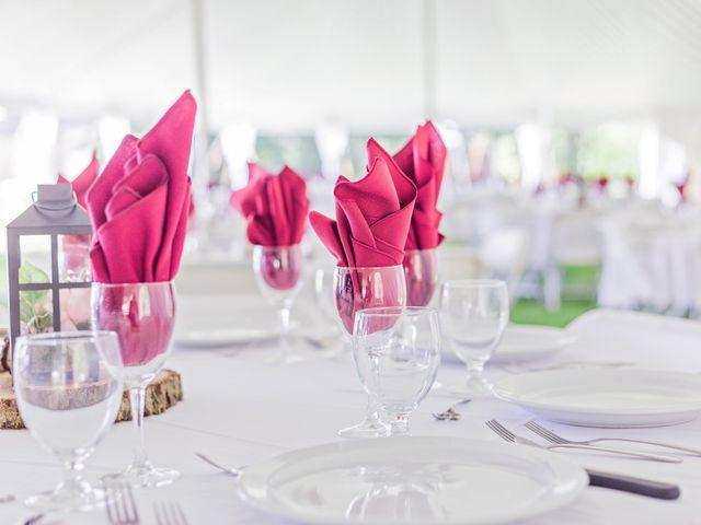 Calvin and Chrissy's wedding in Tillsonburg, Ontario 7