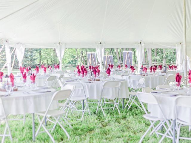 Calvin and Chrissy's wedding in Tillsonburg, Ontario 1