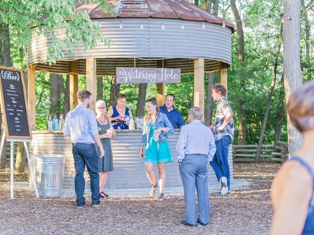 Calvin and Chrissy's wedding in Tillsonburg, Ontario 8