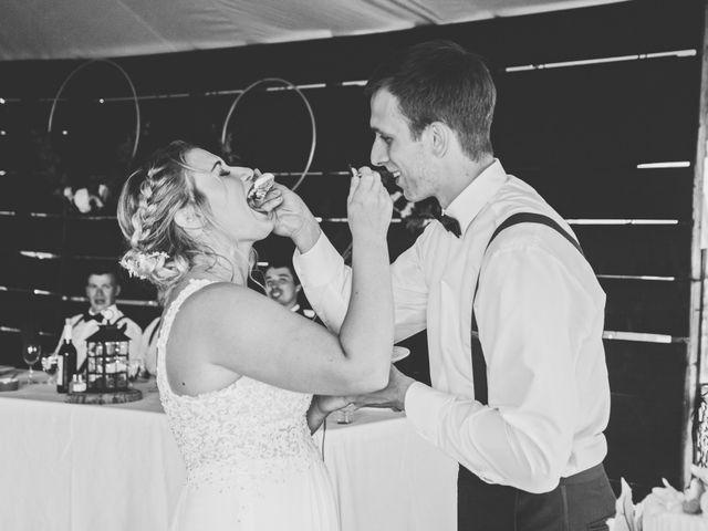 Calvin and Chrissy's wedding in Tillsonburg, Ontario 9