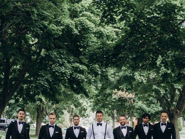 Daniel and Nicole's wedding in Toronto, Ontario 17