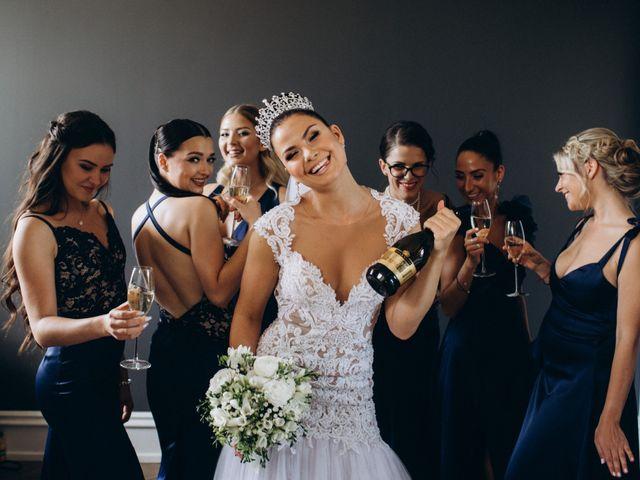 Daniel and Nicole's wedding in Toronto, Ontario 18