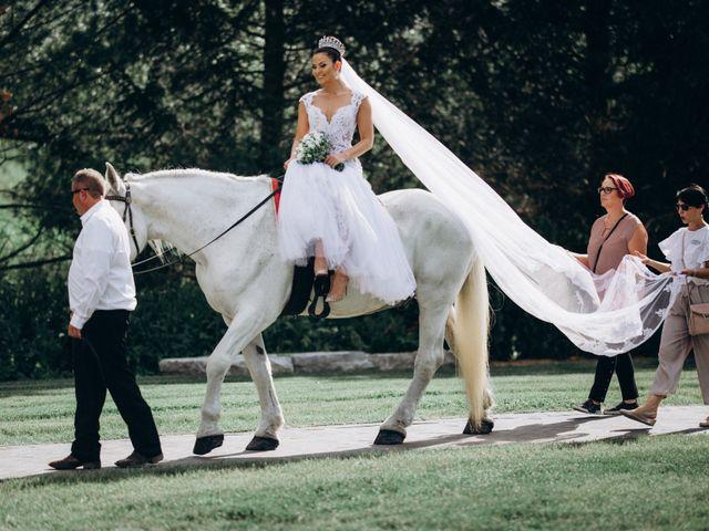 Daniel and Nicole's wedding in Toronto, Ontario 19