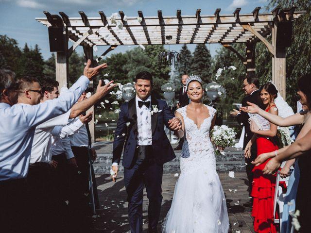 Daniel and Nicole's wedding in Toronto, Ontario 2