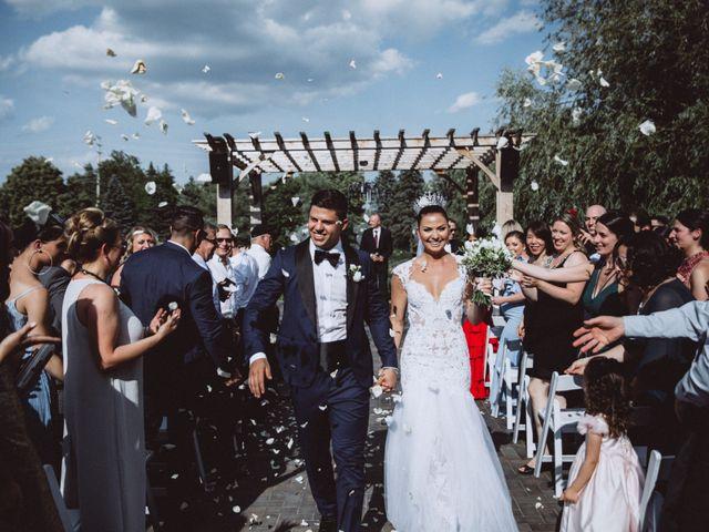 Daniel and Nicole's wedding in Toronto, Ontario 24