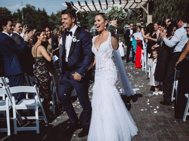 Daniel and Nicole's wedding in Toronto, Ontario 25