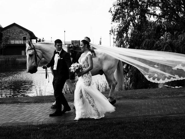 Daniel and Nicole's wedding in Toronto, Ontario 27