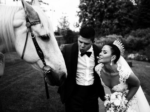 Daniel and Nicole's wedding in Toronto, Ontario 29