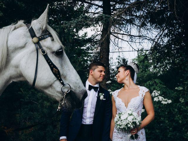 Daniel and Nicole's wedding in Toronto, Ontario 30