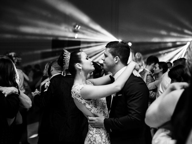 Daniel and Nicole's wedding in Toronto, Ontario 36