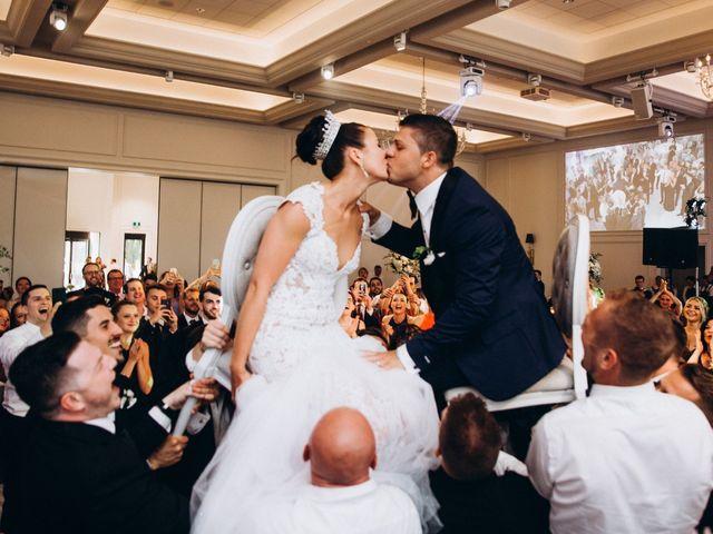 Daniel and Nicole's wedding in Toronto, Ontario 37