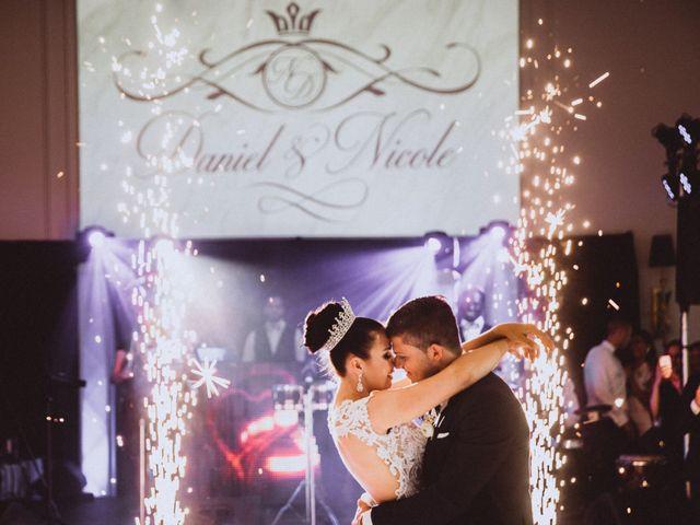 Daniel and Nicole's wedding in Toronto, Ontario 39