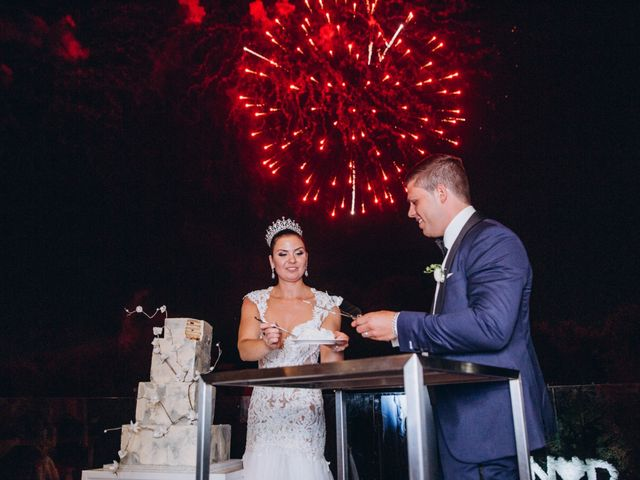 Daniel and Nicole's wedding in Toronto, Ontario 42