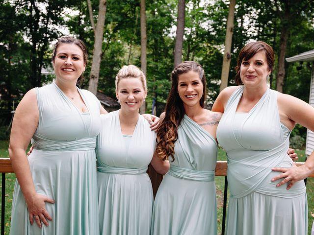 Ryan and Katrina's wedding in Ottawa, Ontario 8