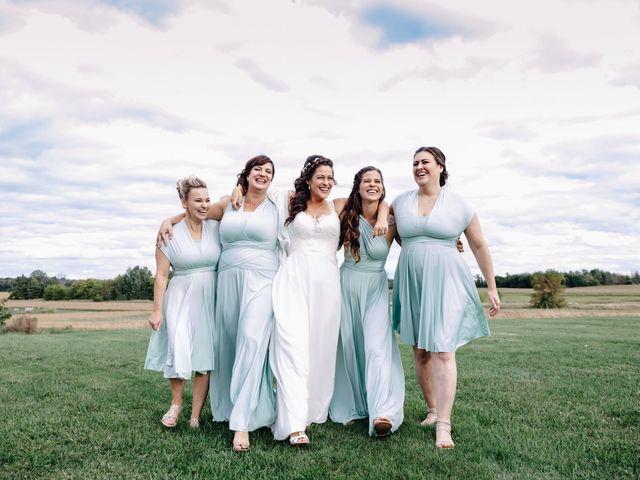 Ryan and Katrina's wedding in Ottawa, Ontario 1