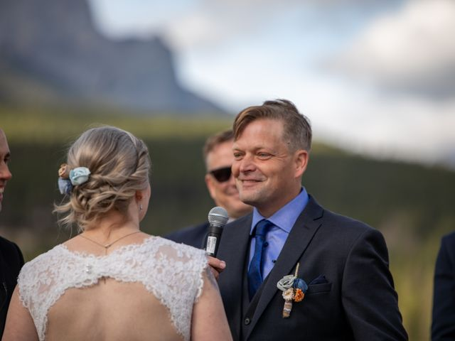 Gregg and Kristina's wedding in Canmore, Alberta 31