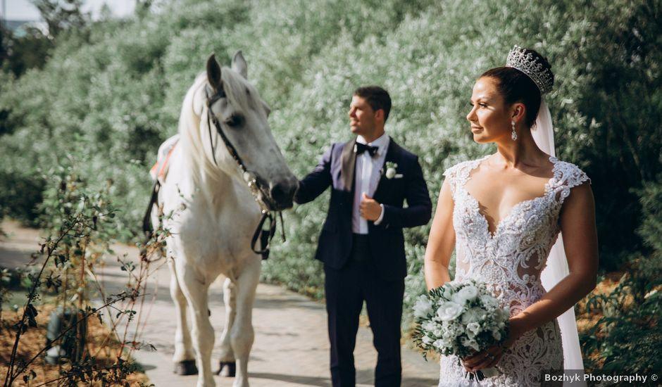 Daniel and Nicole's wedding in Toronto, Ontario
