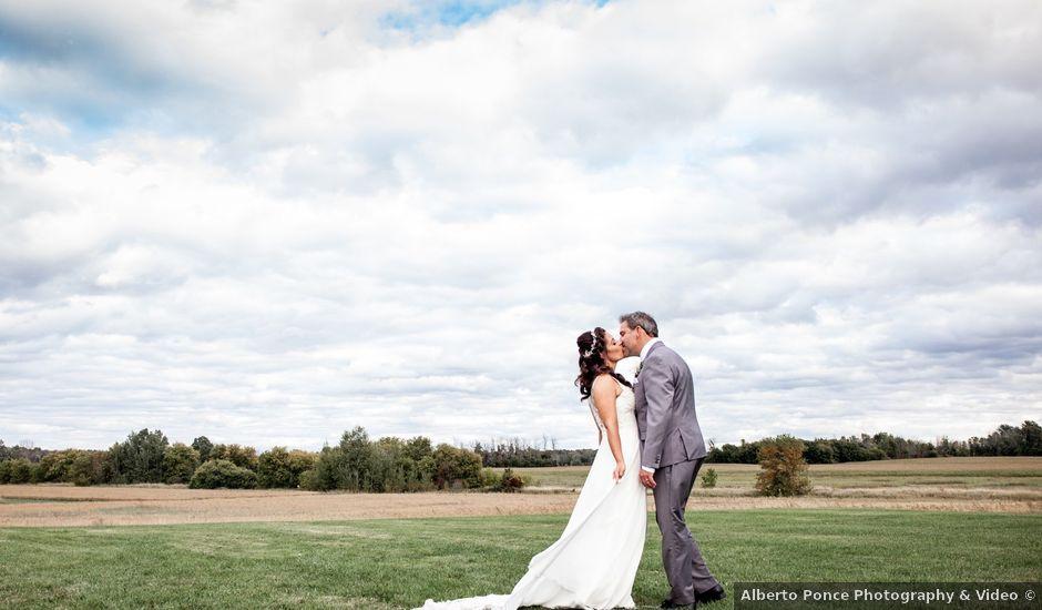 Ryan and Katrina's wedding in Ottawa, Ontario