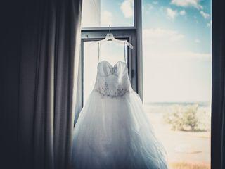The wedding of Paul and Stephanie 1