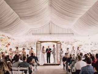 The wedding of Alyssha and Rob