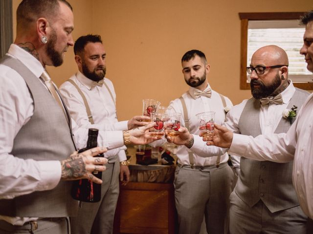 Rob and Alyssha's wedding in Vancouver Island, British Columbia 6