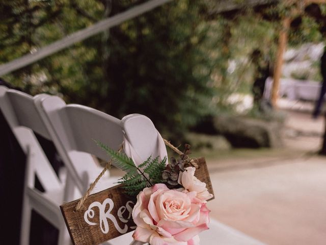 Rob and Alyssha's wedding in Vancouver Island, British Columbia 9