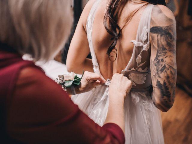 Rob and Alyssha's wedding in Vancouver Island, British Columbia 10