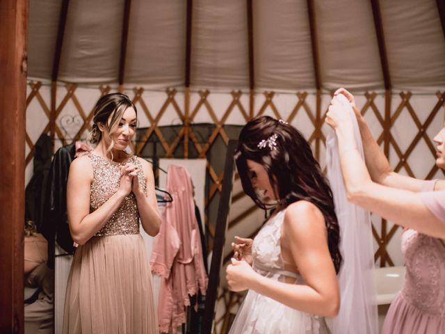 Rob and Alyssha's wedding in Vancouver Island, British Columbia 11