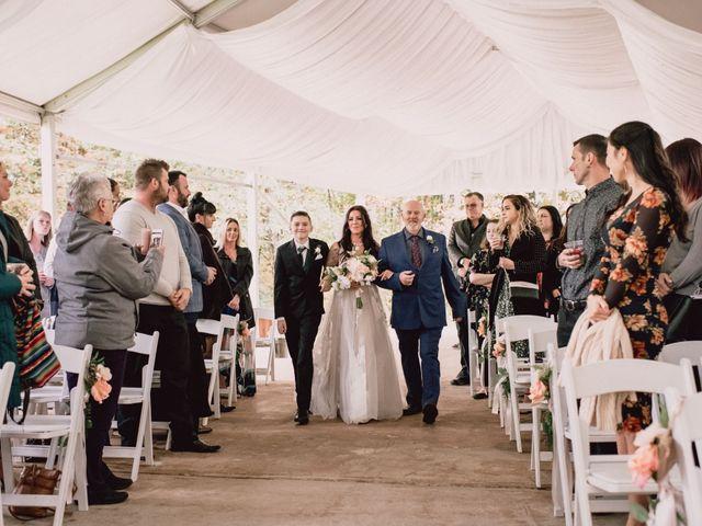 Rob and Alyssha's wedding in Vancouver Island, British Columbia 14