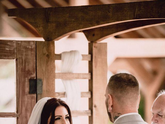 Rob and Alyssha's wedding in Vancouver Island, British Columbia 20