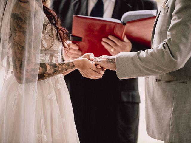 Rob and Alyssha's wedding in Vancouver Island, British Columbia 21