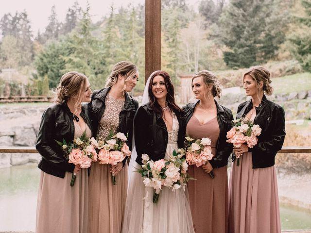Rob and Alyssha's wedding in Vancouver Island, British Columbia 24