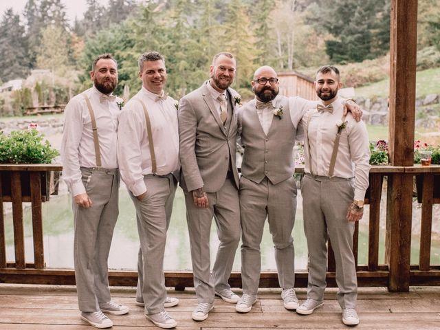 Rob and Alyssha's wedding in Vancouver Island, British Columbia 25