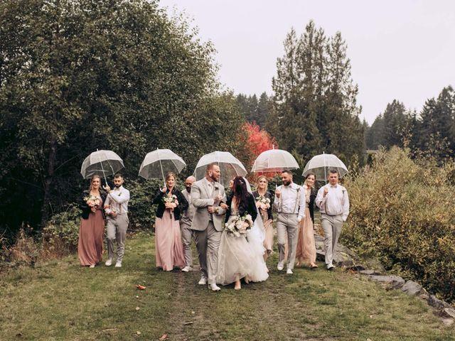 Rob and Alyssha's wedding in Vancouver Island, British Columbia 26