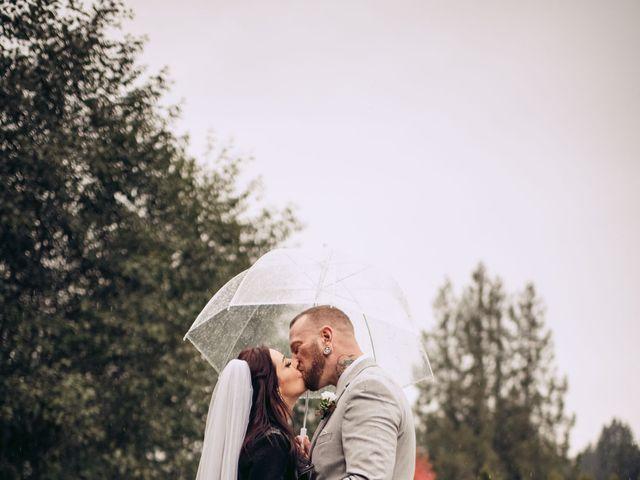 Rob and Alyssha's wedding in Vancouver Island, British Columbia 27