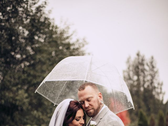 Rob and Alyssha's wedding in Vancouver Island, British Columbia 29