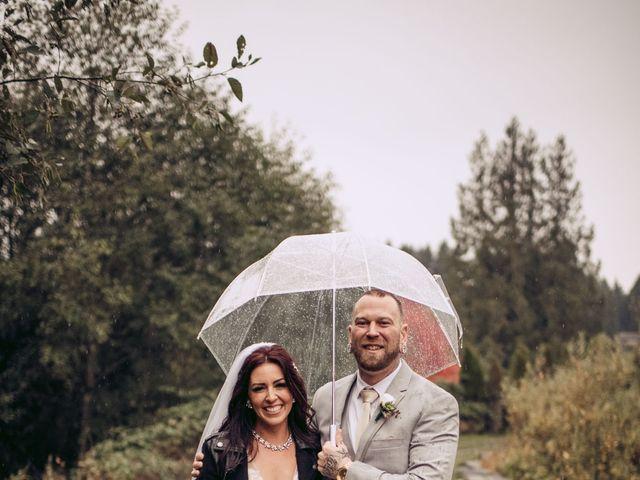 Rob and Alyssha's wedding in Vancouver Island, British Columbia 30