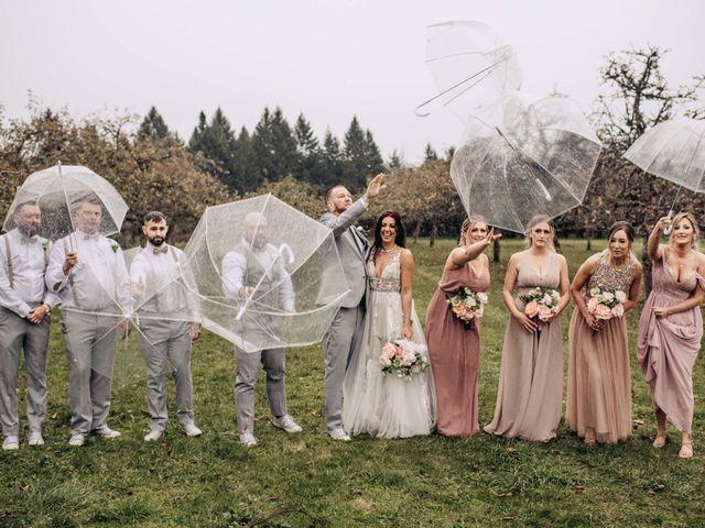 Rob and Alyssha's wedding in Vancouver Island, British Columbia 31