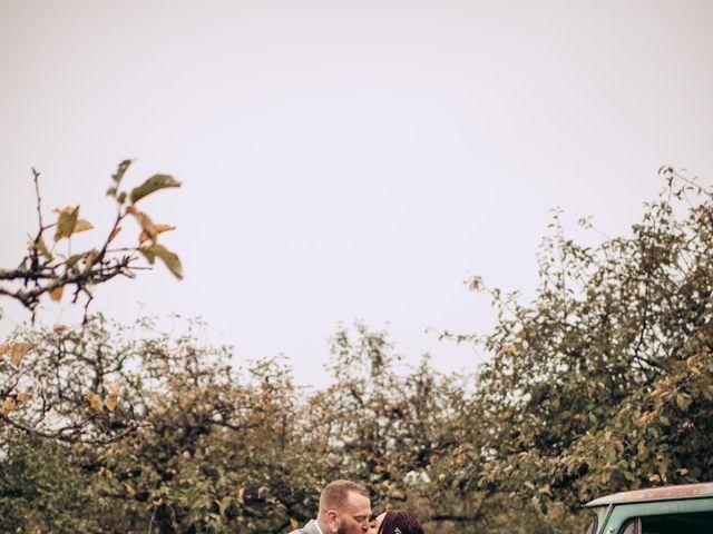 Rob and Alyssha's wedding in Vancouver Island, British Columbia 2