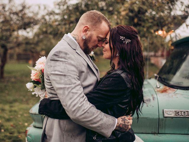 Rob and Alyssha's wedding in Vancouver Island, British Columbia 35
