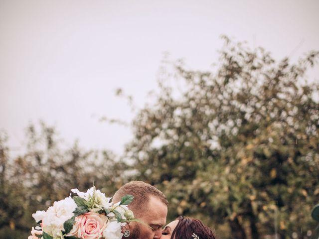 Rob and Alyssha's wedding in Vancouver Island, British Columbia 37