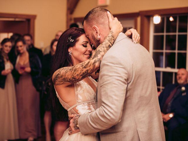 Rob and Alyssha's wedding in Vancouver Island, British Columbia 42