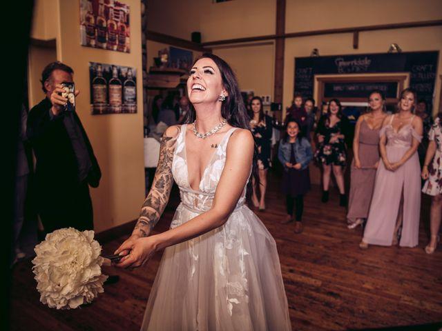 Rob and Alyssha's wedding in Vancouver Island, British Columbia 45
